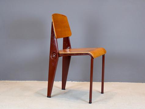 Jean Prouvé - Demountable Chair, 1953