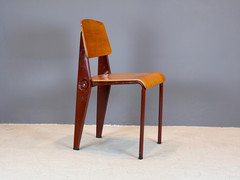 Jean Prouvé - Demountable Chair, 1953