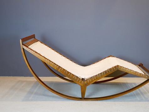 Franco Albini - Rocking Chaise (SOLD)
