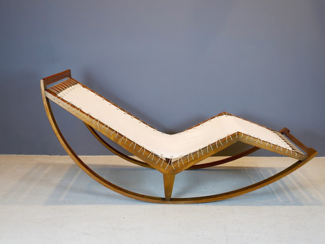 Franco Albini - Rocking Chaise (SOLD)