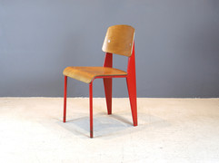 "Jean Prouvé - ""Metropole""Chair, 1950"