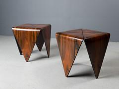 """Jorge Zalszupin - """"Petalas"""" Tables"""