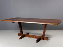 HOLD George Nakashima - Conoid Dining Table, 1980s