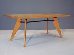 Jean Prouvé  S.A.M. Table, 1950s