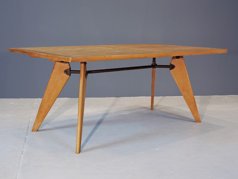Jean Prouve S.A.M. Table HOLD