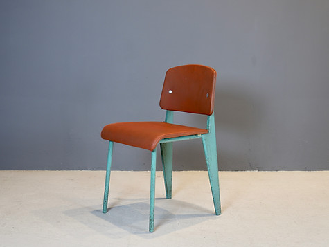 Jean Prouvé - Standard Chair no 4