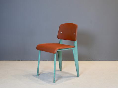 Jean Prouvé - Standard Chair no 4