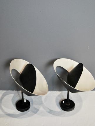 """""""Saturnes"""" - Serge Mouille, 1950s"""