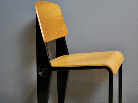 Jean Prouve Demountable Chair (SOLD)