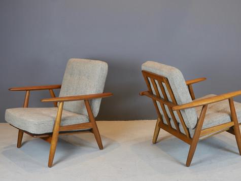 Hans Wegner- Cigar Chairs
