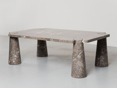 "Angelo Mangiarotti - ""Eros"" Coffee Table"