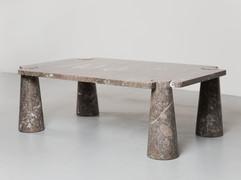"SOLD Angelo Mangiarotti - ""Eros"" Coffee Table"