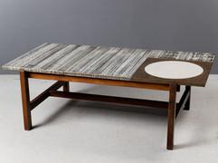 Les Deux Potiers Coffee Table, 1962
