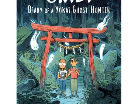 Onibi: Diary of a Yokai Ghost Hunter by Atelier Sentō