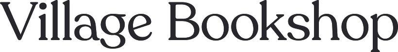Village Bookshop_Logo Horizontal_Rich Bl