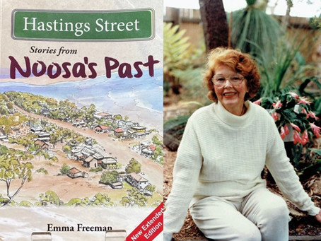 Hastings Street: Stories from Noosa's Past by Emma Freeman
