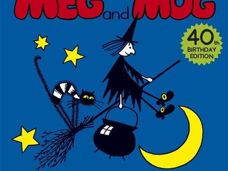 Meg and Mog by Helen Nicoll, Jan Pienkowski