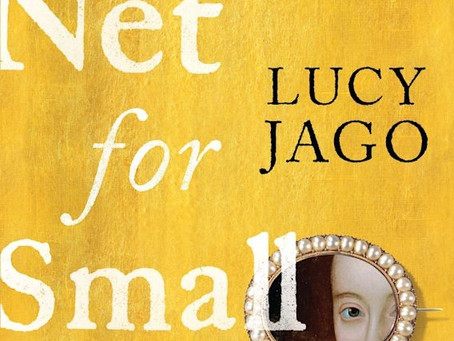 A Net for Small Fishes by Lucy Jago