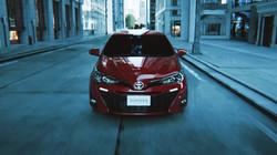 TOYOTA Yaris Hatchback Expand the future