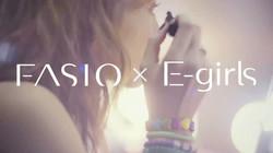KOSE FASIO x E-girls