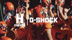 G-SHOCK × HOSEI FOOTBALL