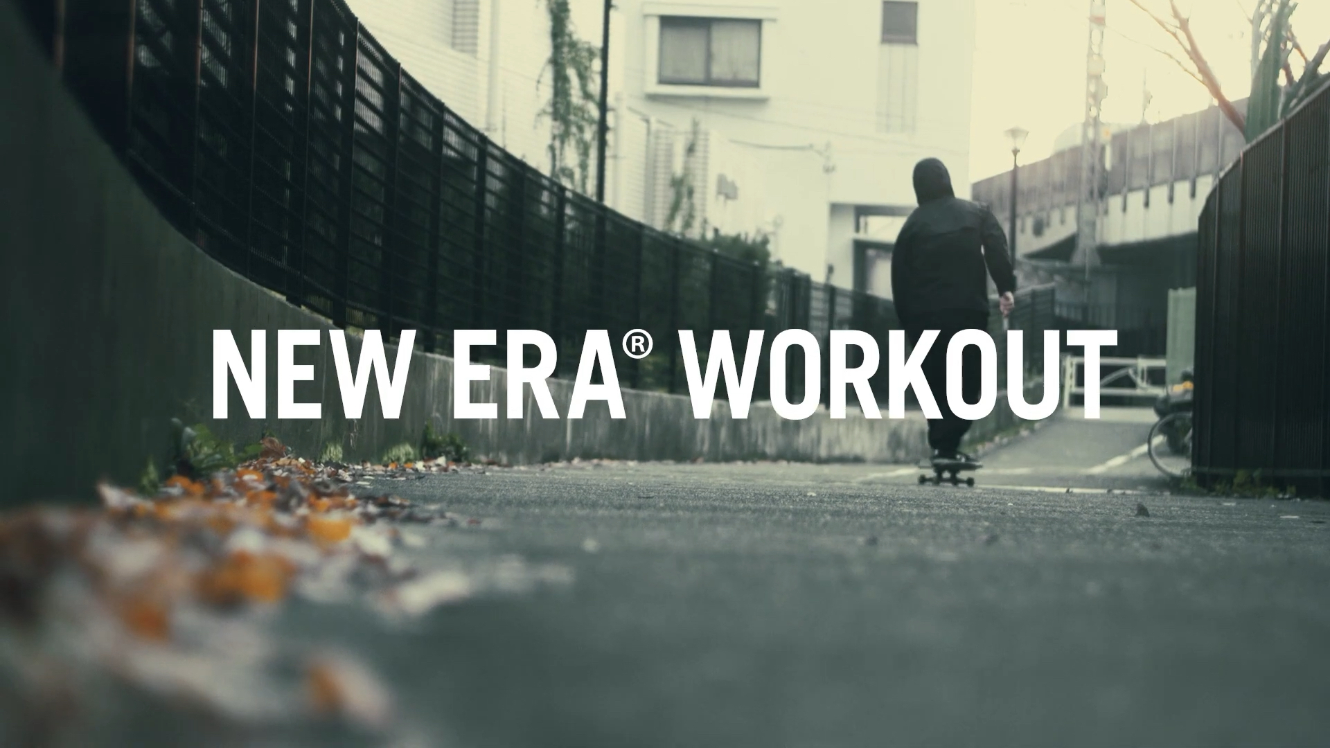 NEW ERA WORKOUT  - Taku Hiraoka -