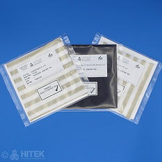 Fabric Evaluation Kit containing Zebra and Eeonyx conductive fabrics