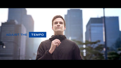 GLOBAL WORK ADJUST THE TEMPO ACTIVE