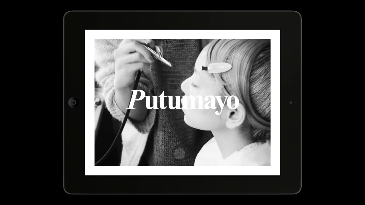 Putumayo - The Looks for iPad - Trailer.