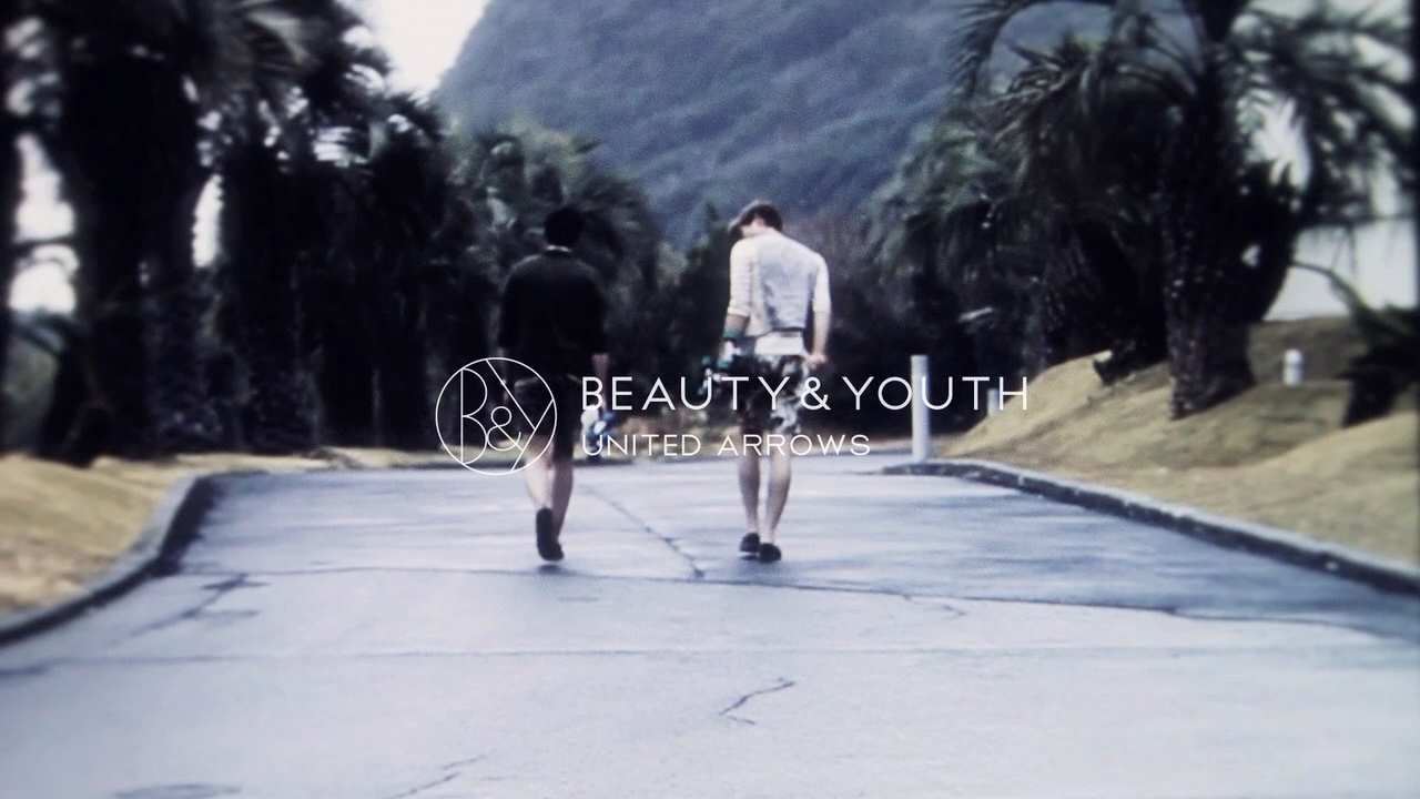 warp x BEAUTY&YOUTH UNITED ARROWS THE MELLOW OUT FEELING