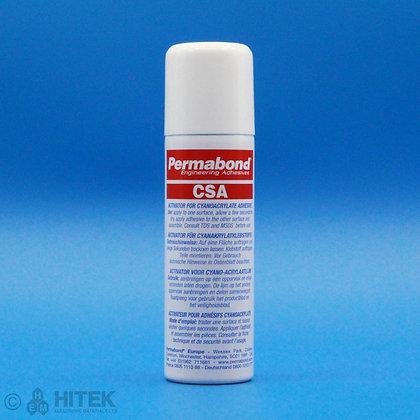 200ml aerosol can of Permabond cyanoacrylate surface activator