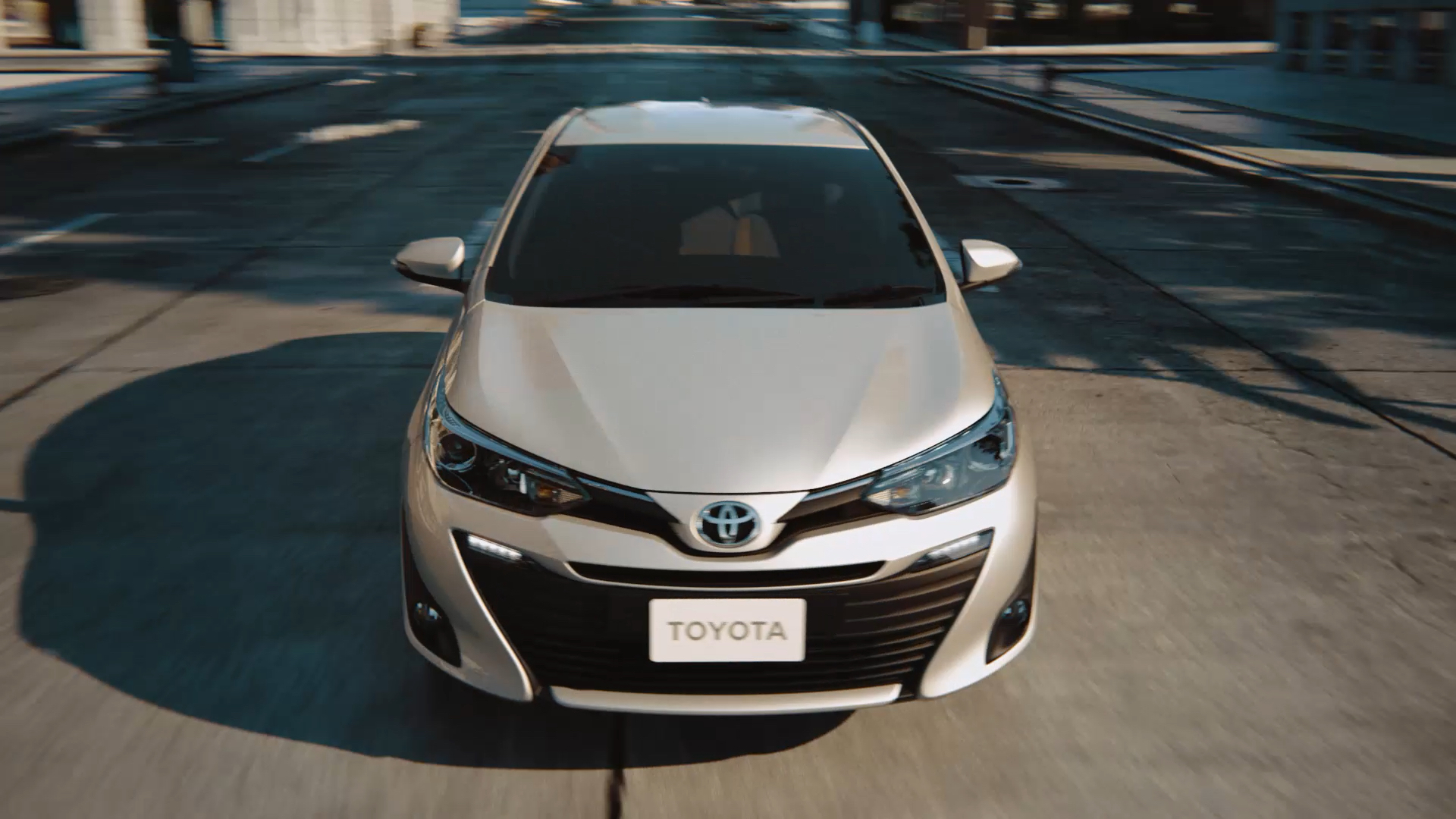 TOYOTA Yaris Sedan Expand the future