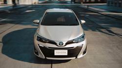 TOYOTA Yaris Sedan Expand the future