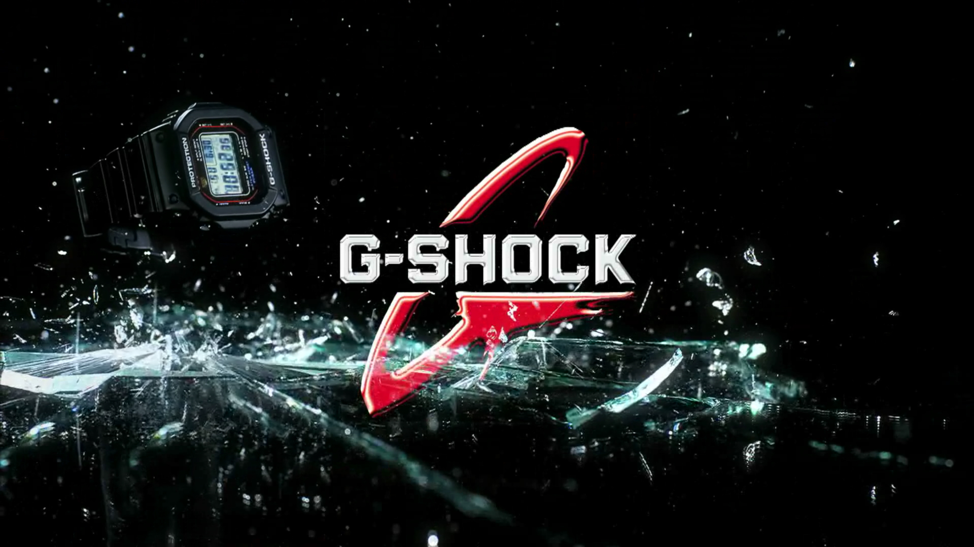 G-SHOCK 30th ANNIVERSARY OPENING