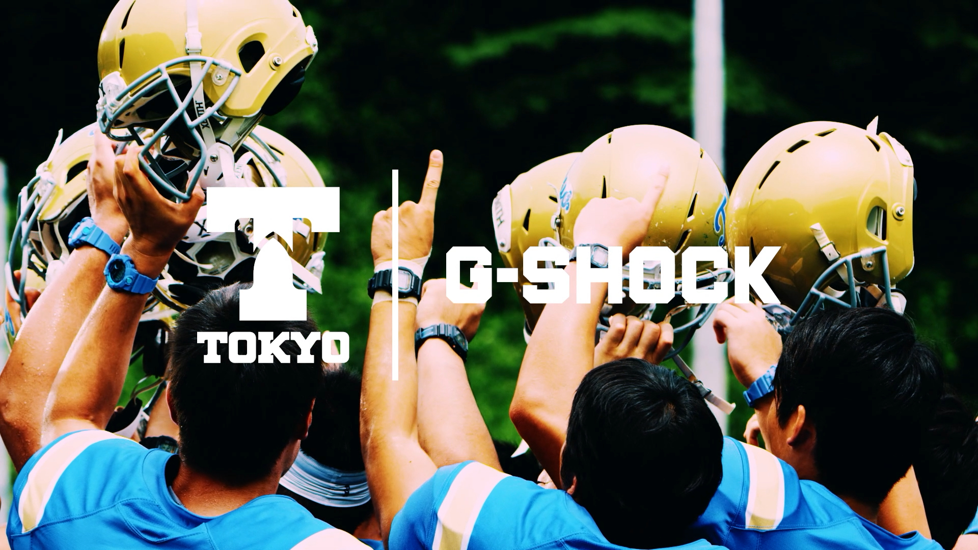 G-SHOCK × TOKYO FOOTBALL