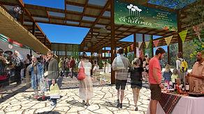 LAM 01 Plaza comunitaria de acceso al ho