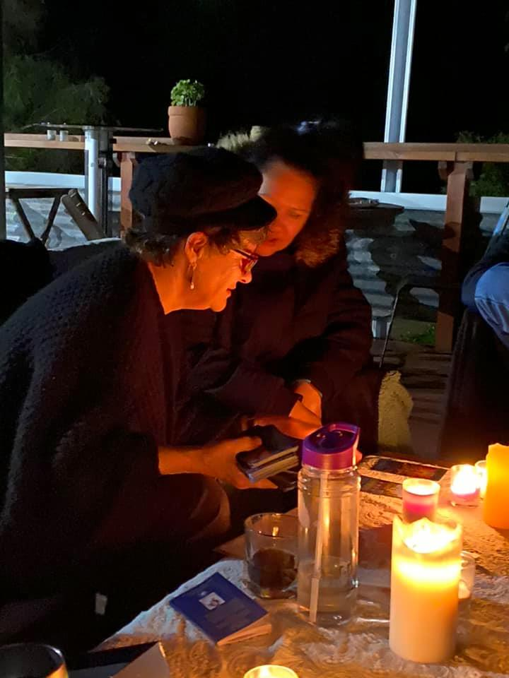 Tarot readings by night