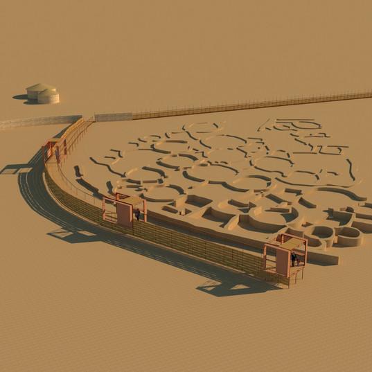 Puesta en Valor Aldea de Tulor San Pedro de Atacama