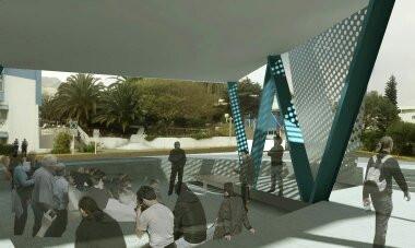 Edificio Cowork UCN Antofagasta
