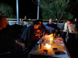 Tarot readings by night