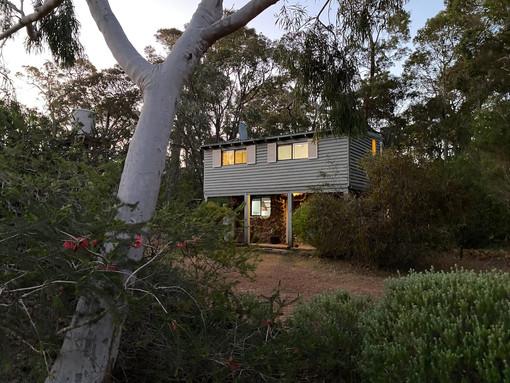 Cottage 1 outside