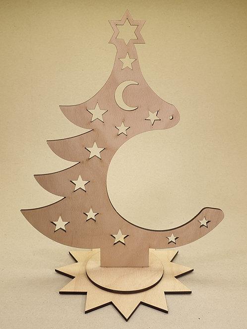 Vánoční stromek pro zavěšení ozdoby