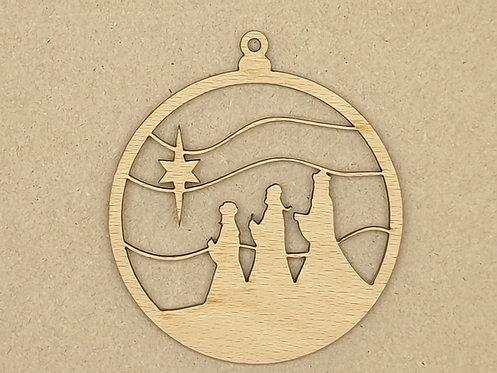 Vánoční betlém 9