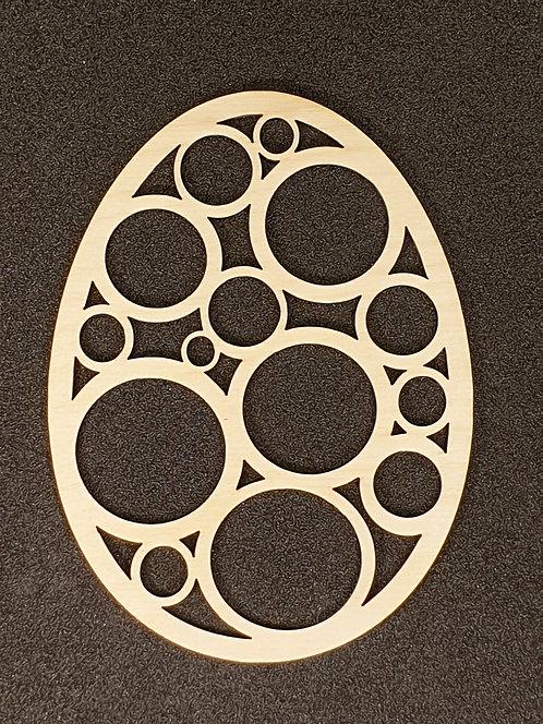 Velikonoční vajíčko malé - motiv 6