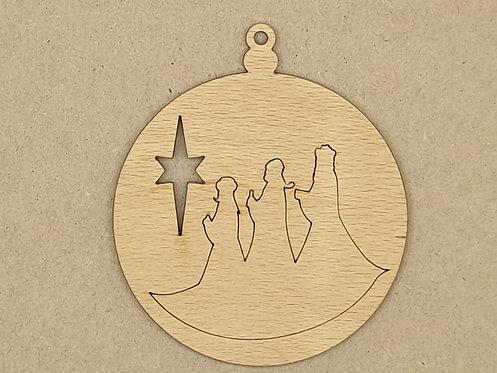 Vánoční betlém 8
