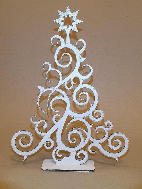 Vánoční stromek kroucený