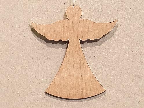 Vánoční ozdoba 41 - anděl 7
