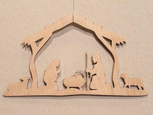 Vánoční betlém 2