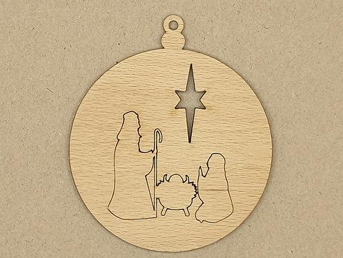 Vánoční betlém 12