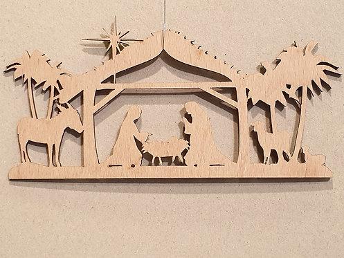 Vánoční betlém 1